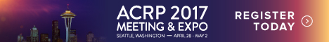 ACRP 2017 Meeting & Expo