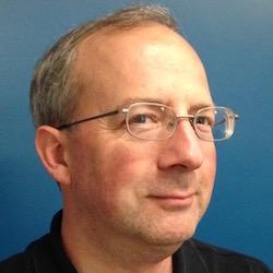 Gary Cramer headshot