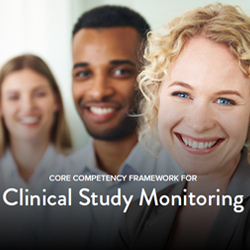 Core Competency Framework for Clinical Study Monitoring