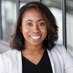Kevonna Hayes, Senior Program Coordinator, Greater Gift