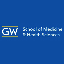 George Washington University School of Medicine and Health Sciences' Department of Clinical Research & Leadership Logo
