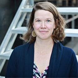 Katharine York, BS, Senior Clinical Systems Analyst, Rho
